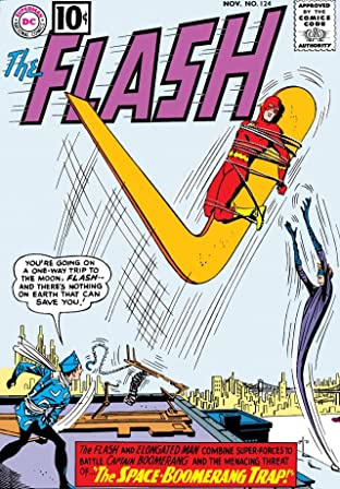 The Flash (1959-1985) #124
