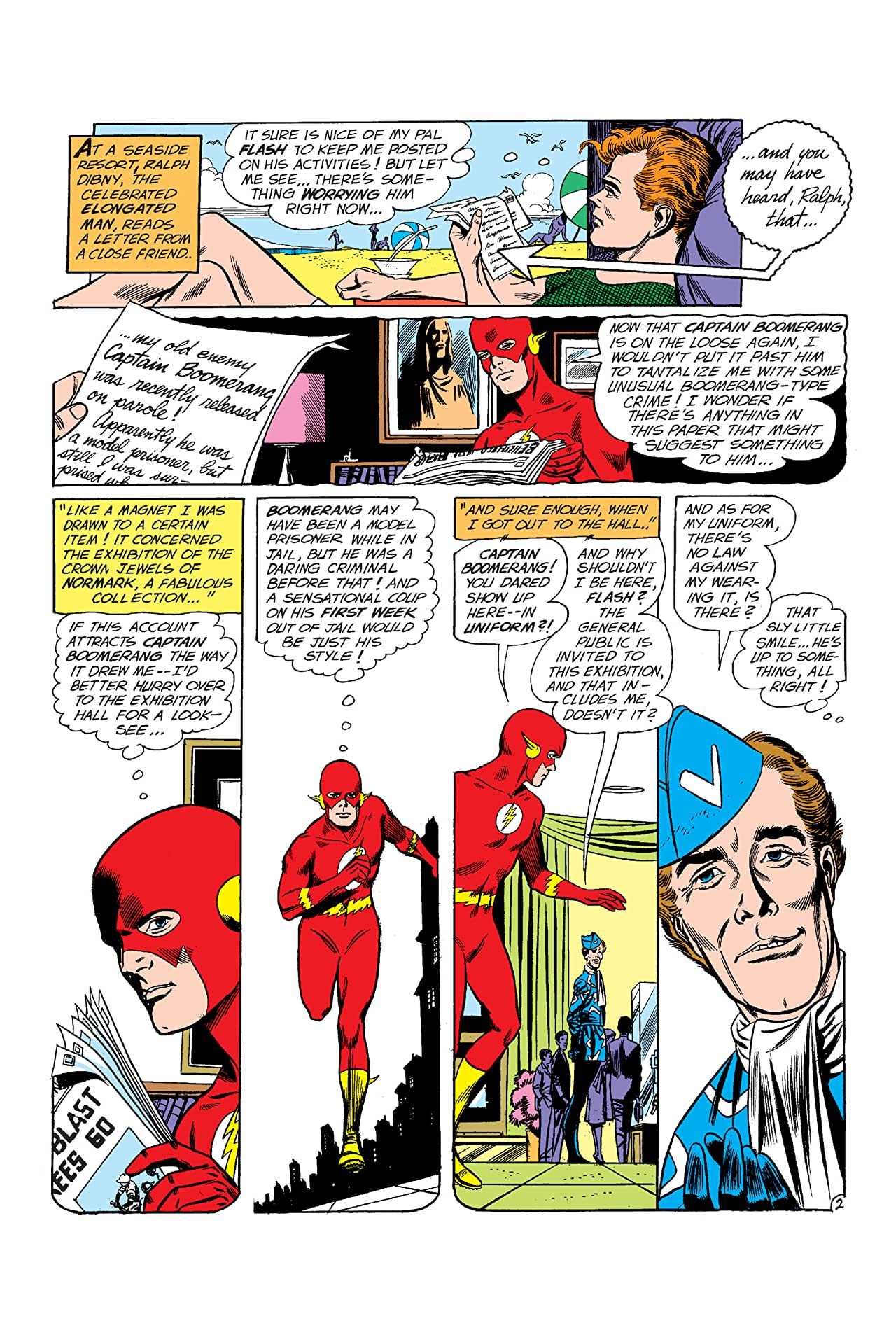 The Flash (1959-1985) #124