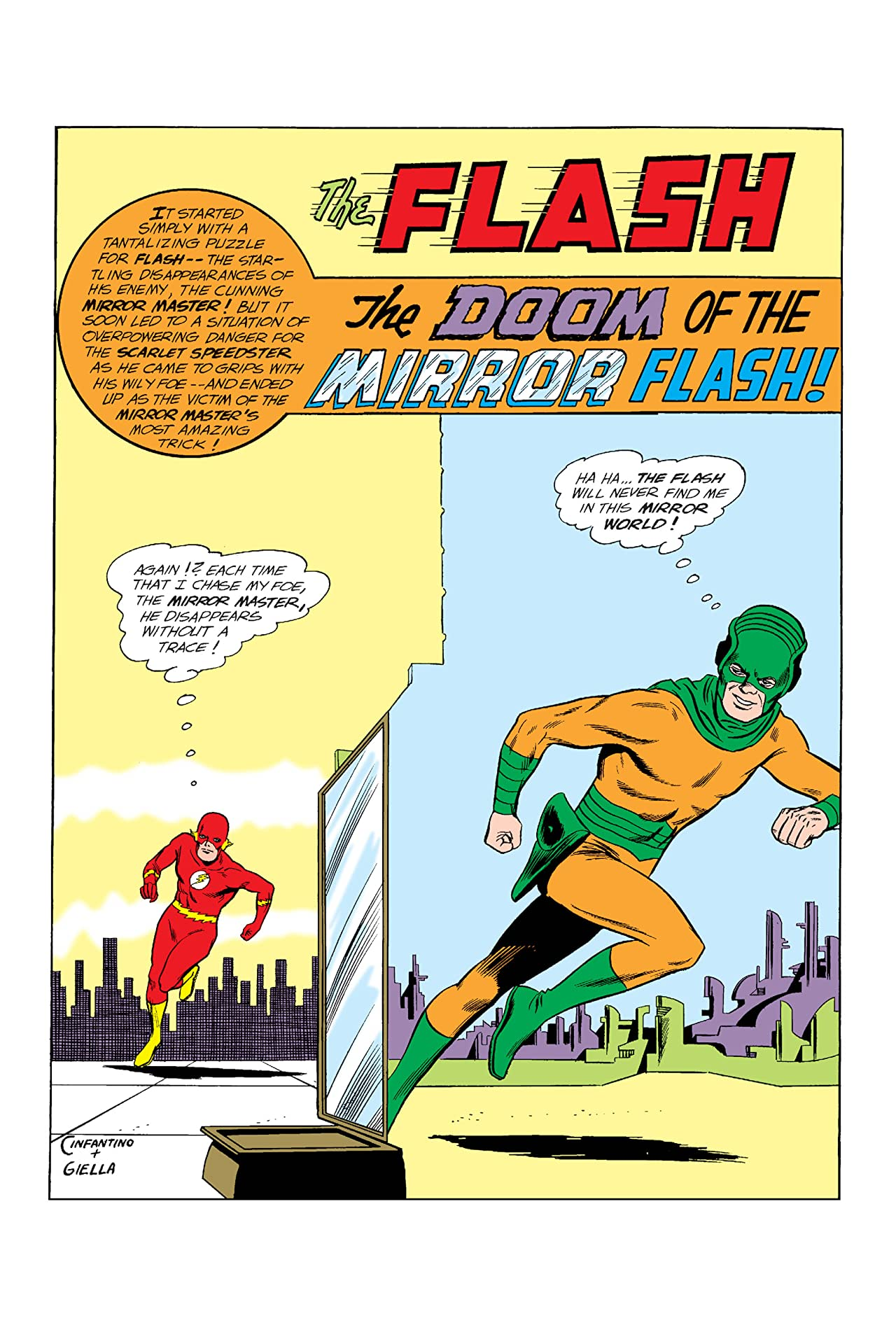 The Flash (1959-1985) #126