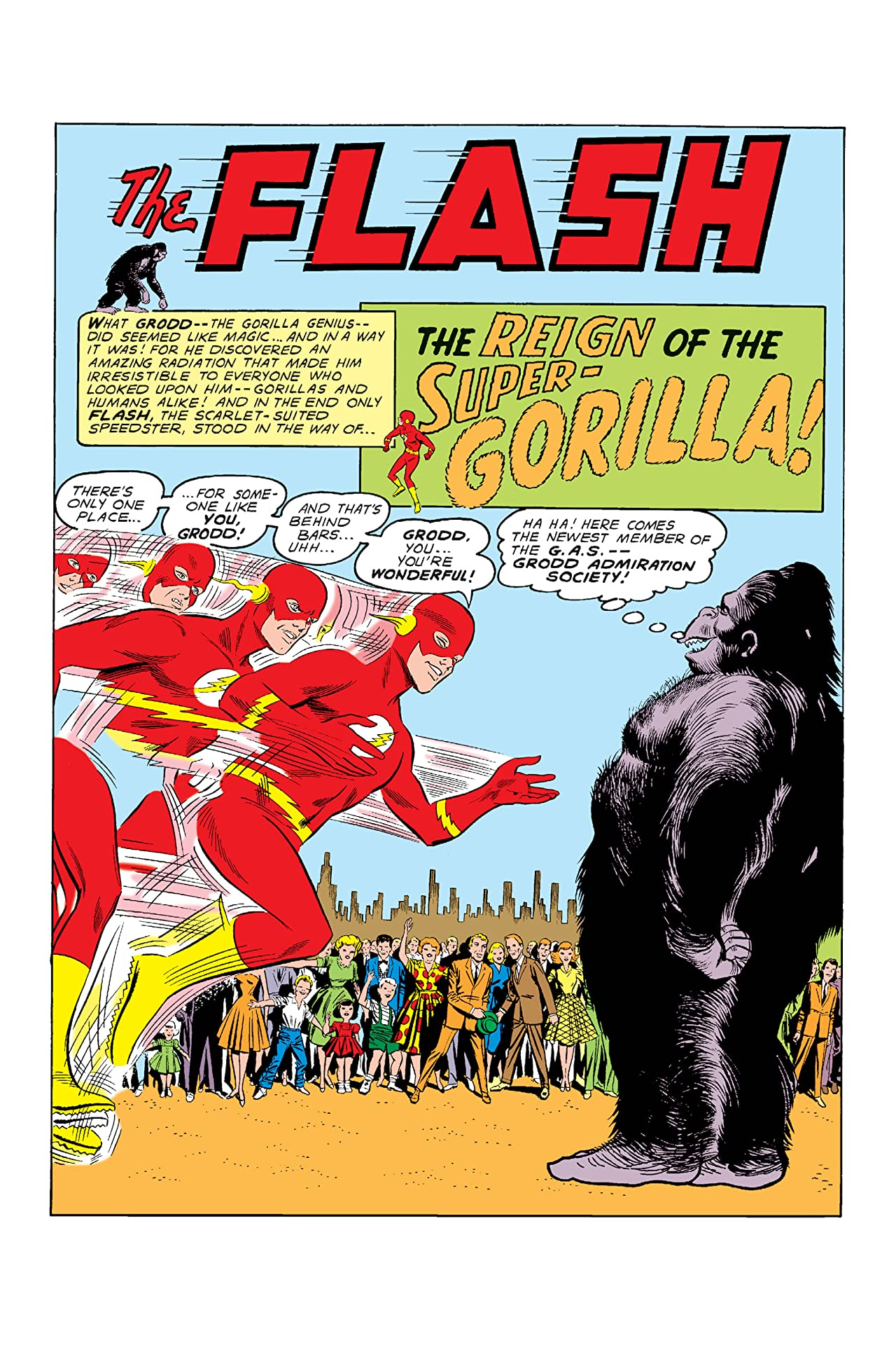 The Flash (1959-1985) #127