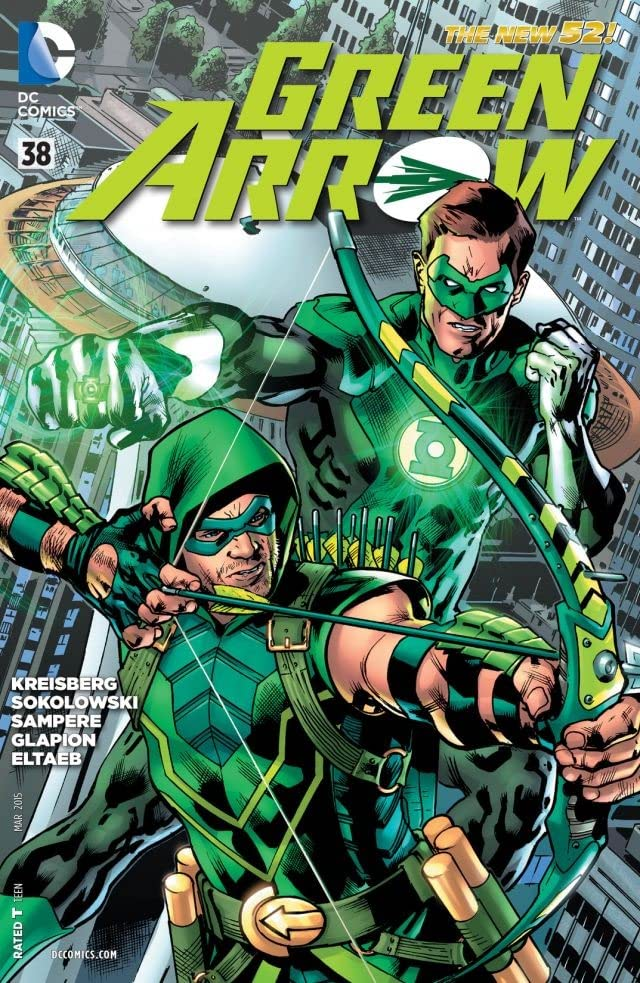 Green Arrow (2011-2016) #38