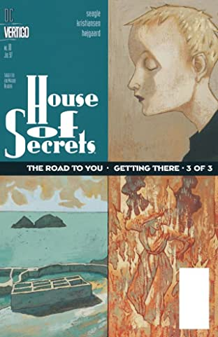 House of Secrets (1996-1998) No.10