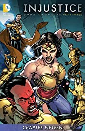 Injustice: Gods Among Us: Year Three (2014-2015) #15