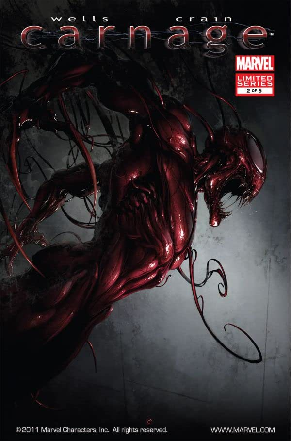 Carnage #2 (of 5)