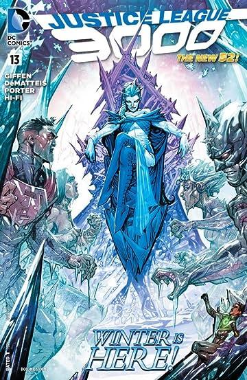 Justice League 3000 (2013-2015) #13