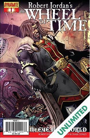 Robert Jordan's Wheel of Time: Eye of the World #1