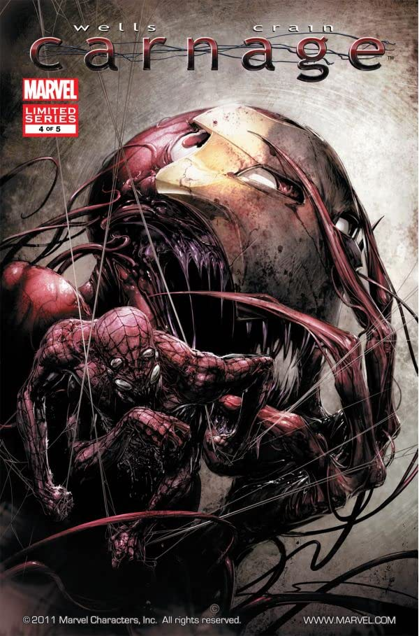 Carnage #4 (of 5)