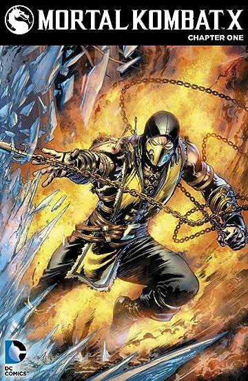 Mortal Kombat X (2015) #1