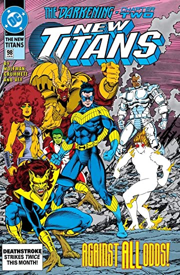The New Titans (1984-1996) #98