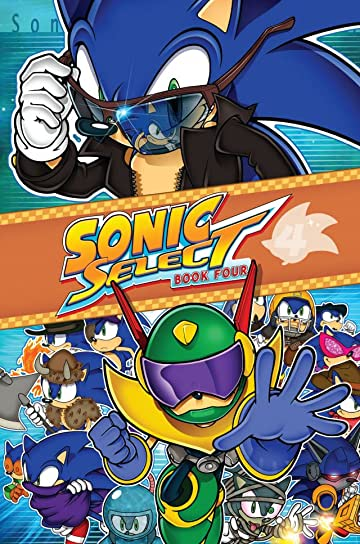 Sonic Select: Book Four