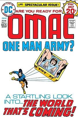 OMAC (1974-1975) #1