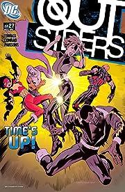 Outsiders (2003-2007) #27