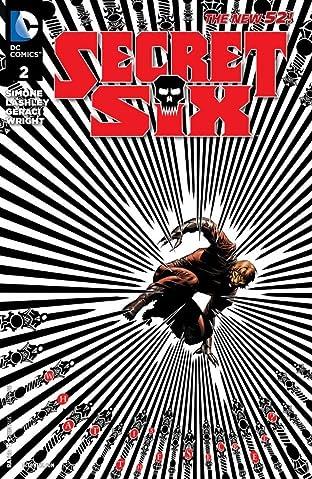 Secret Six (2014-2016) #2