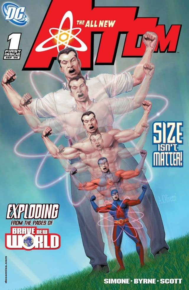 The All New Atom (2006-2008) #1