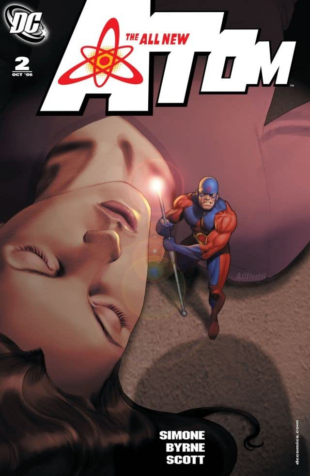 The All New Atom (2006-2008) #2