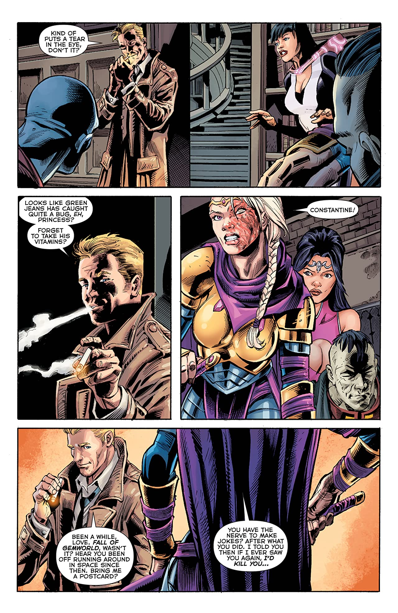 The New 52: Futures End #36