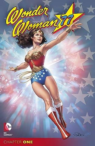 Wonder Woman '77 (2015-2016) #1