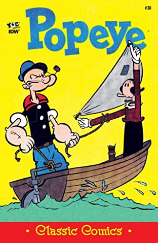 Popeye Classics No.30