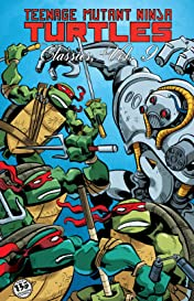 Teenage Mutant Ninja Turtles: Classics Tome 9
