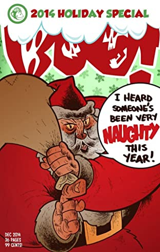 Boo! Holiday Special #1