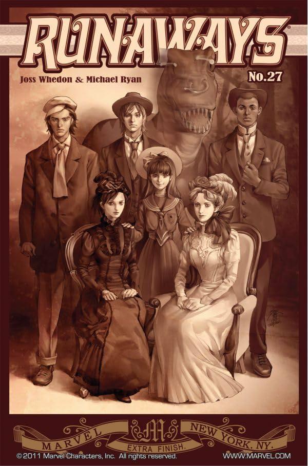 Runaways (2005-2008) #27