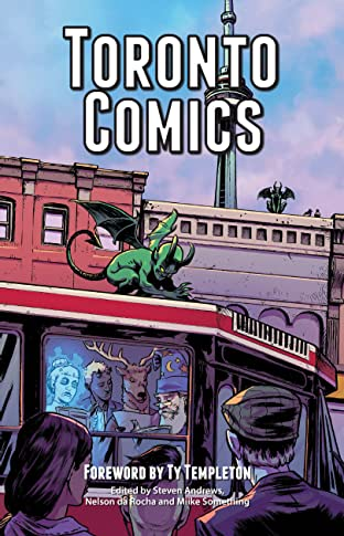 Toronto Comics Anthology Tome 1: 2014