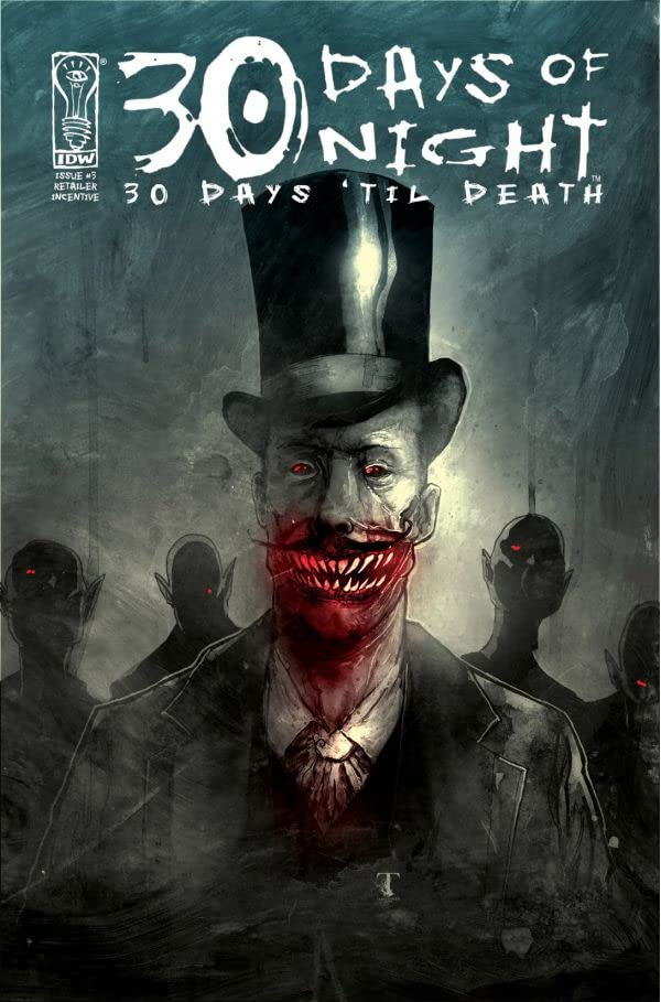 30 Days of Night: 30 Days 'till Death #3