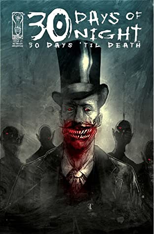 30 Days of Night: 30 Days 'till Death No.3