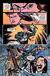 Suffrajitsu: Mrs. Pankhurst's Amazons #1 (of 3)