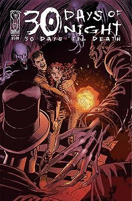 30 Days of Night: 30 Days 'till Death #4
