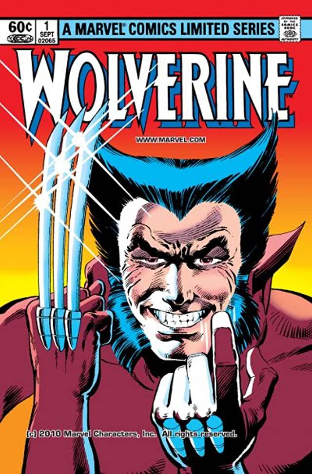 Wolverine (1982) #1