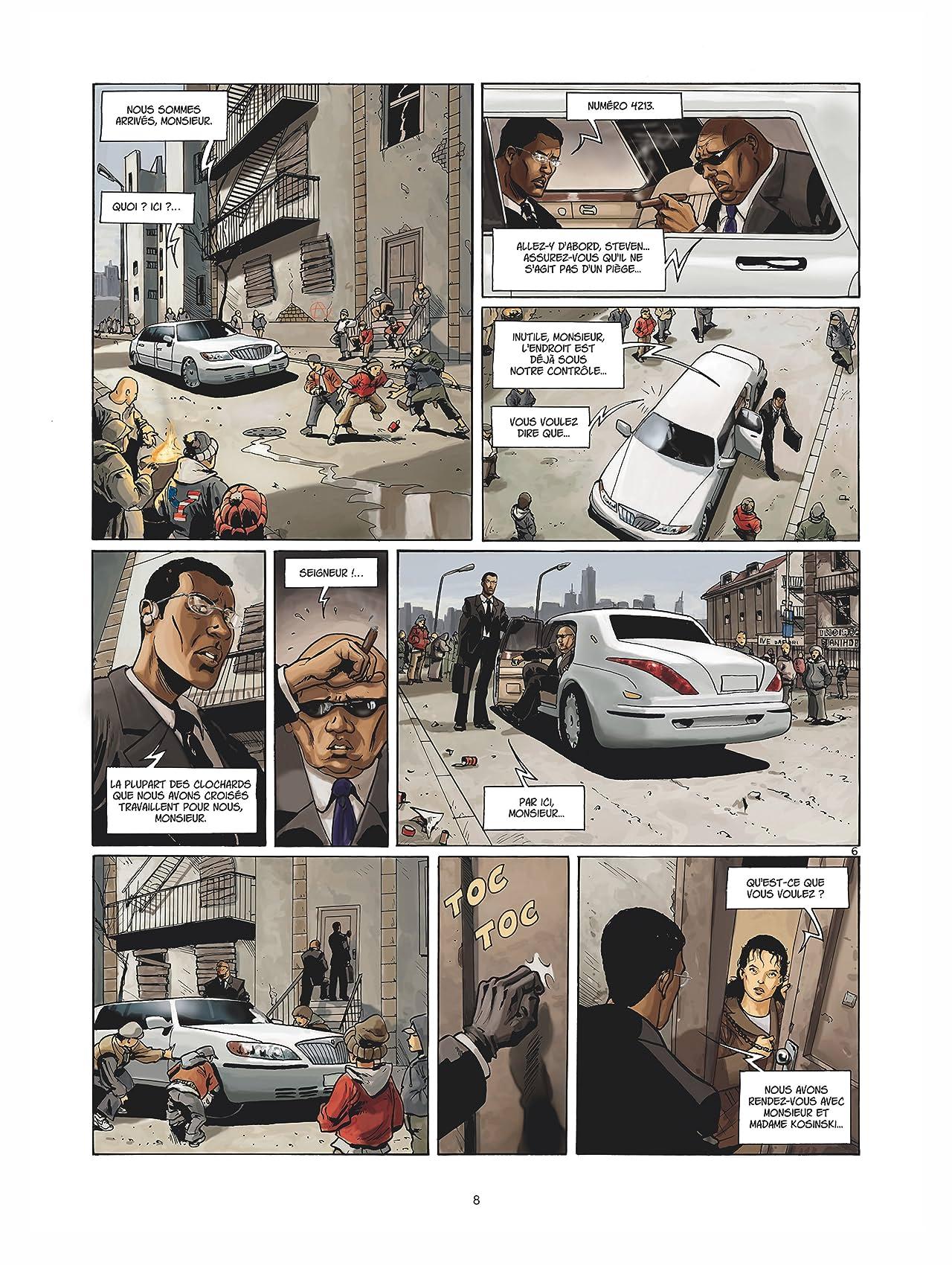 Uchronie(s) - New Harlem Vol. 1: Rapt