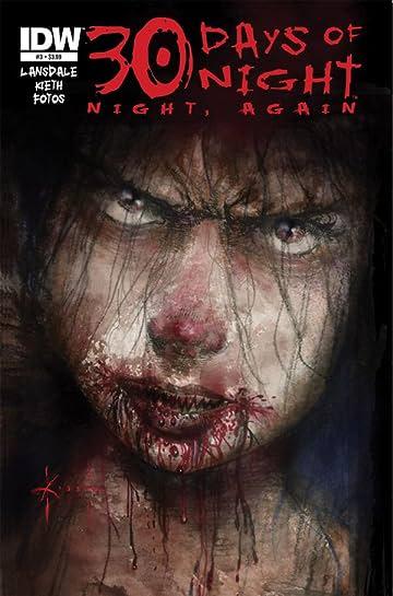 30 Days of Night: Night, Again No.3