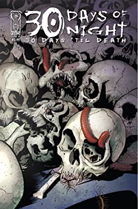 30 Days of Night: 30 Days 'till Death #2