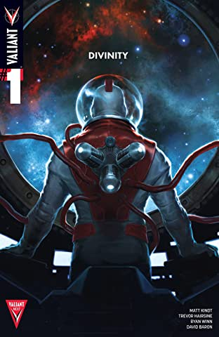 Divinity #1 (of 4): Digital Exclusives Edition