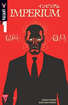 Imperium #1: Digital Exclusives Edition