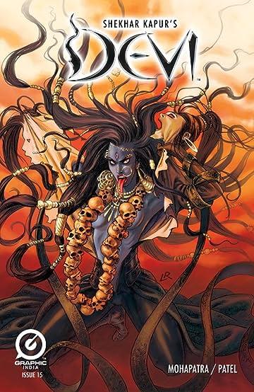 Shekhar Kapur's Devi #15