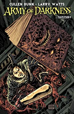 Army of Darkness Tome 4 No.2: Digital Exclusive Edition