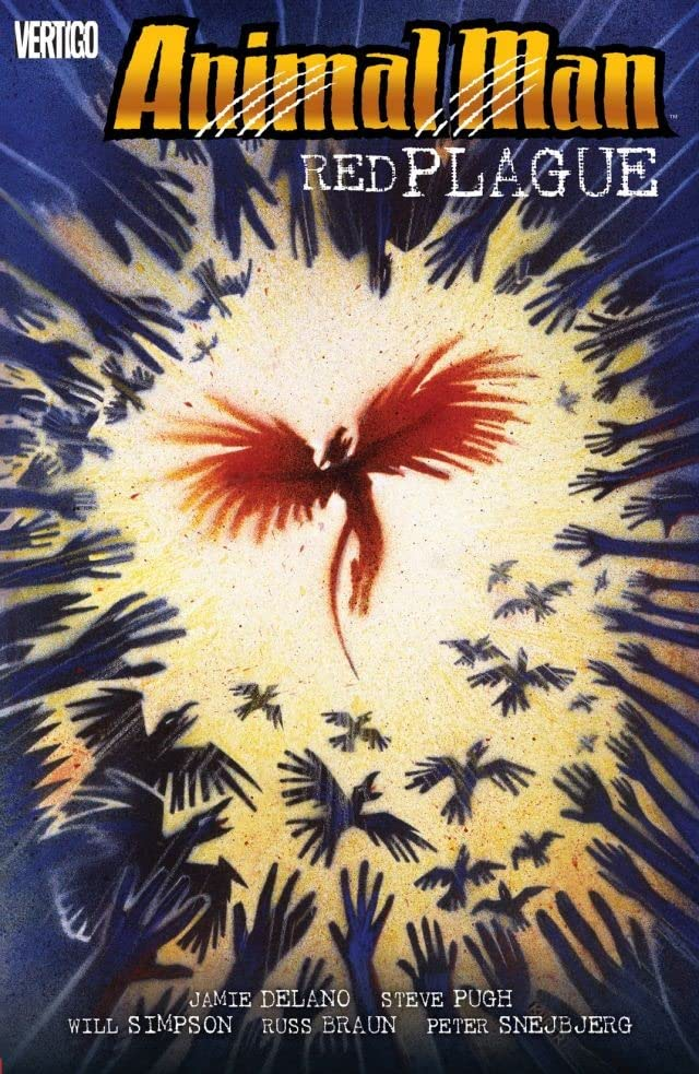 Animal Man (1988-1995) Vol. 7: Red Plague