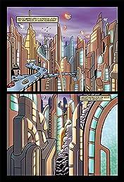 Astro Boy: Underground - The Official Movie Prequel #1