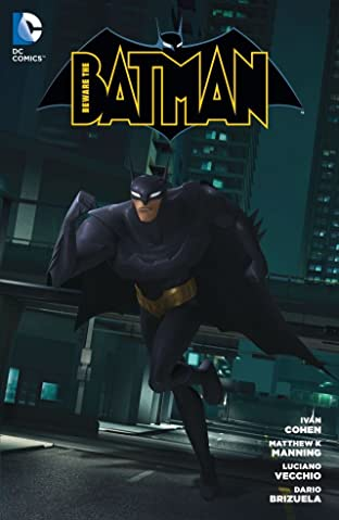 Beware the Batman (2013-2014) Vol. 1