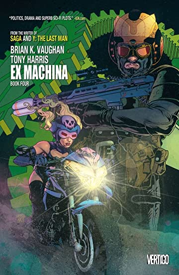 Ex Machina: Book Four