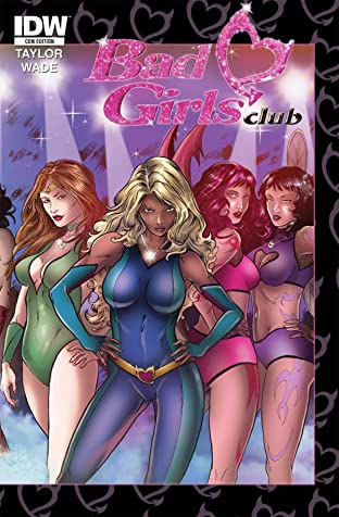 Bad Girls' Club #1