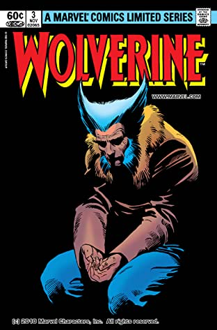 Wolverine (1982) #3 (of 4)