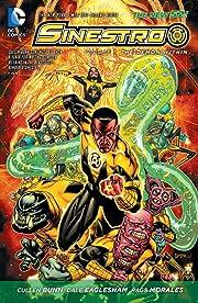 Sinestro (2014-2016) Vol. 1: The Demon Within