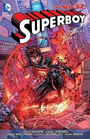 Superboy (2011-2014) Tome 5: Paradox