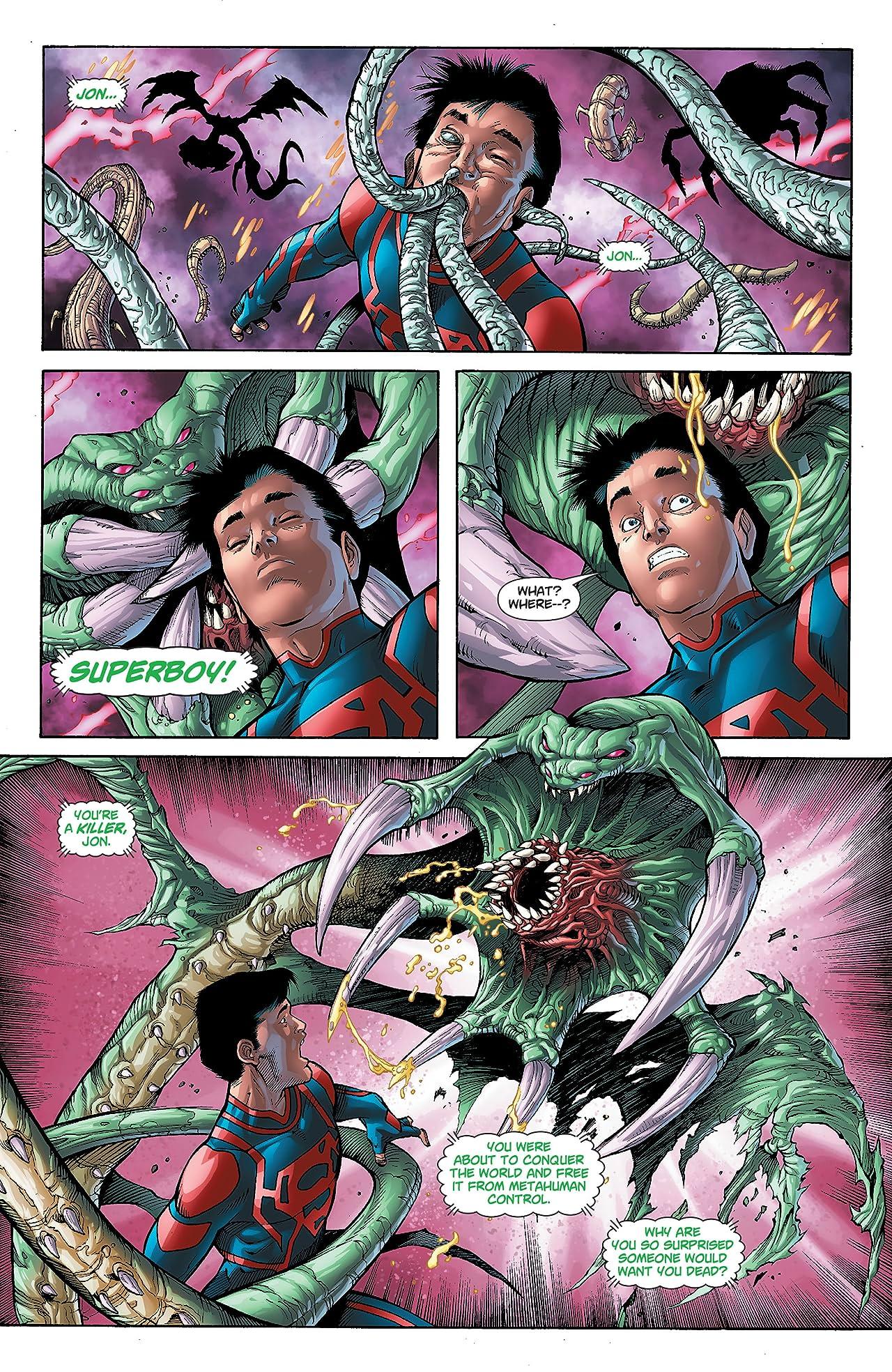 Superboy (2011-2014) Vol. 5: Paradox