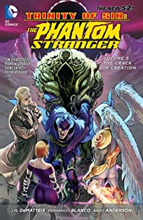 The Phantom Stranger (2012-2014) Tome 3: The Crack in Creation
