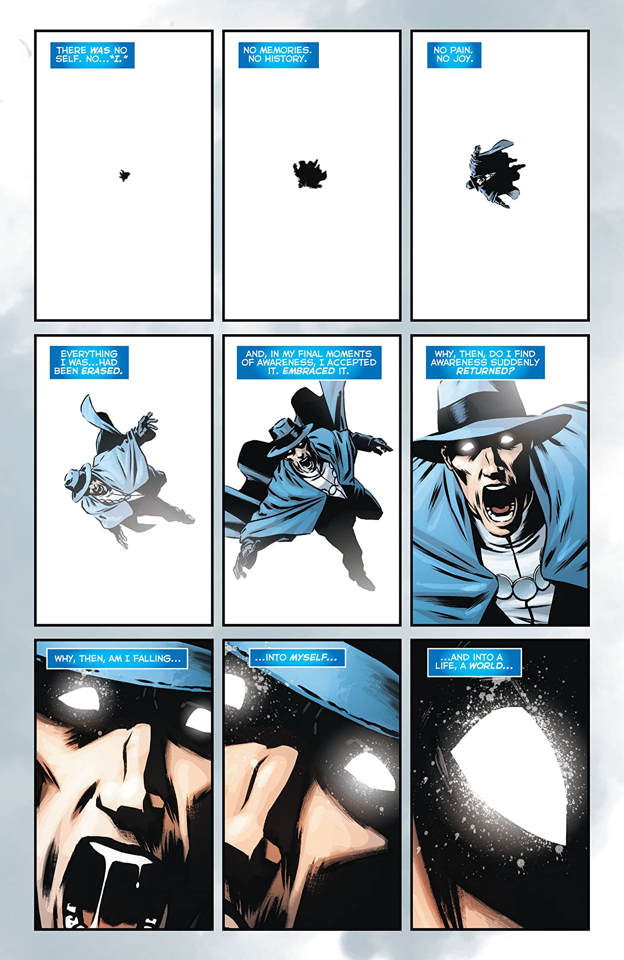 The Phantom Stranger (2012-2014) Vol. 3: The Crack in Creation