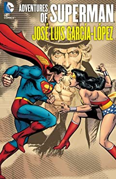 Adventures of Superman: Jose Luis Garcia-Lopez